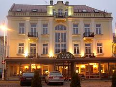 Viešbutis senamiestyje