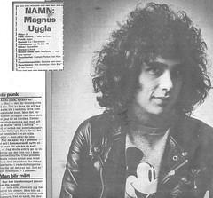 Intervju med Magnus Uggla 1979
