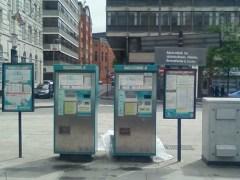 Metrolink Ticket Machines