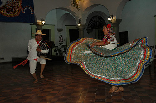 Oaxaca - 07 Rose Dance