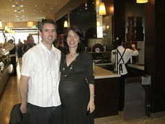 Us at Brunetti's, Carlton