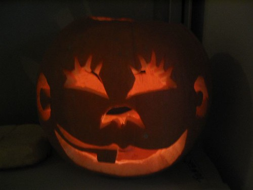 2006 Halloween Jack O' Lantern