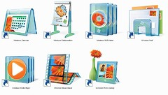 Windows Vista Application Icons