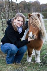 Lana and pony