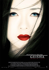 Memorias de una geisha movie poster
