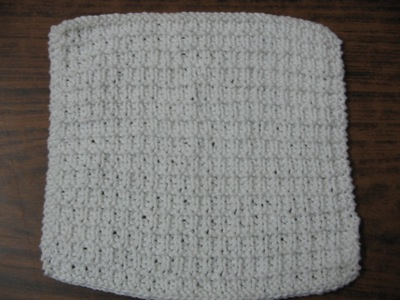 Dishcloth #3