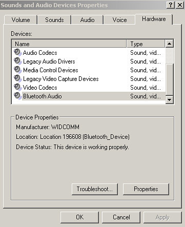 Download Drivers: Gateway M285 WIDCOMM Bluetooth