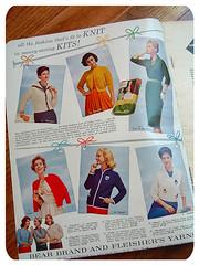 vintage knitting book 02