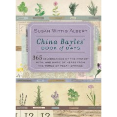China Bayles Book of Days