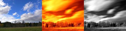 Infrared compare