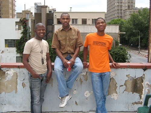 Thabo, Bongani, Bheki