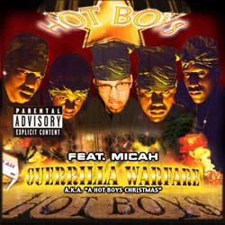 Hot Boys: Guerilla Warfare Christmas CD cover