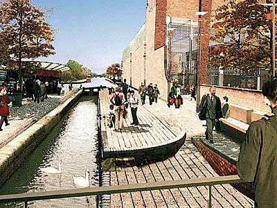 World Class Stratford canal