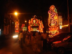 Leading you to the Pandal