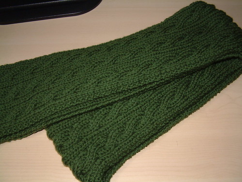 Irish Hiking Scarf