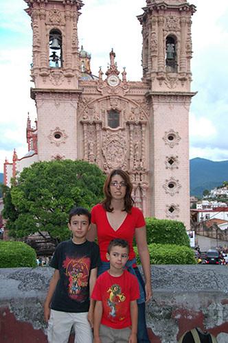 Taxco - 11 Templo de Santa Prisca