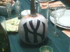yanks centerpiece