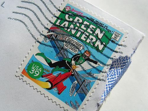 Green Lantern!!