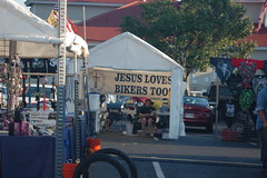 Jesus Loves Bikers, Too