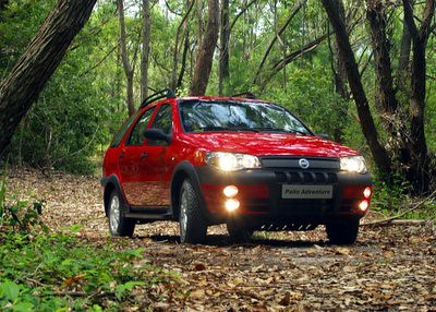 fiat adventure turbo diesel: