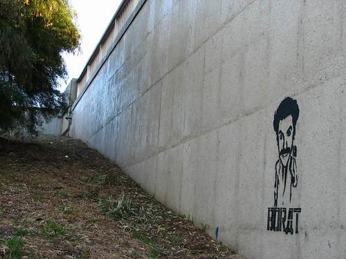 Finding Borat