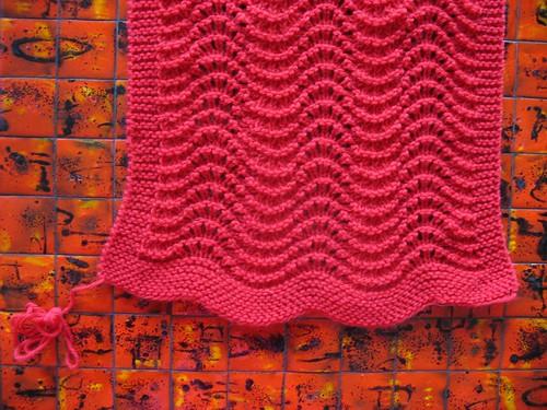 mindless knitting