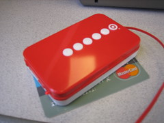 Target's slick new MP3 player