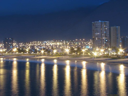 Chile, Iquique: Shine like a star