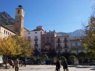 Plaza del Huevo