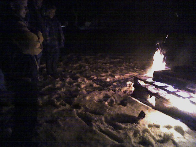 ''bonfire'' 1