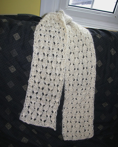 Roc�o Lace Scarf