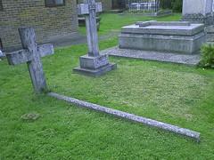 Gravestone #1