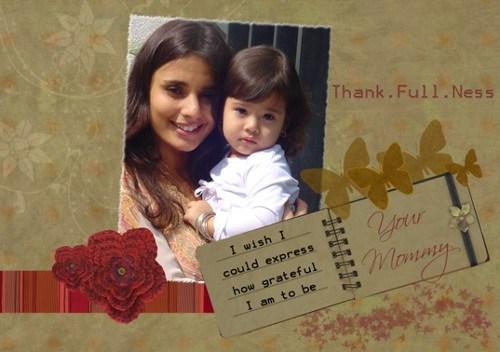 Thankfulness - Ana Paula Amorim