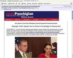 spam from chuck poochigian
