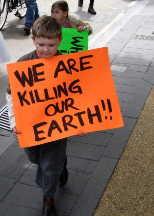 Killing Our Earth