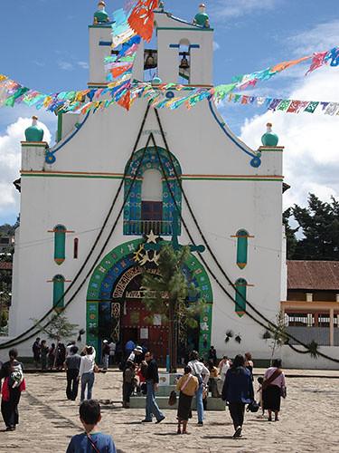 San Juan Chumula - 05 Church of San Juan