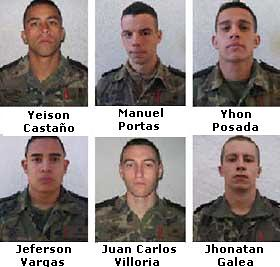 todos los fallecidos en Líbano