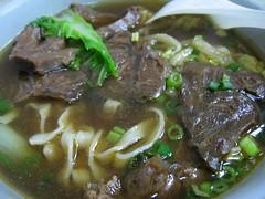 beef noodle soup- 牛肉麵