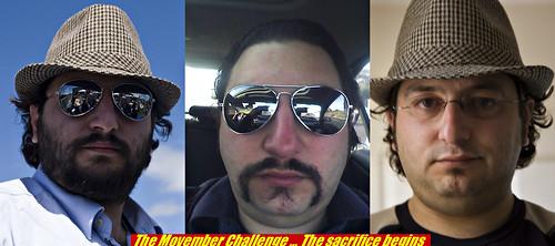 The Movember Sacrifice (by [xntrek])