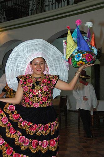 Oaxaca - 12 Yet another dancer