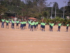 Parikrma Senior Sports Day