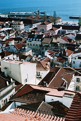 View of the alfama