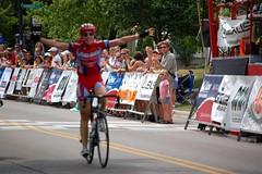 Women's winner
