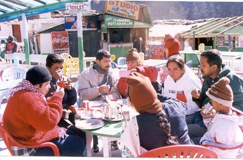 Breakfast at Madhi
