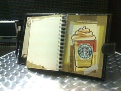 Starbucks Journal 3