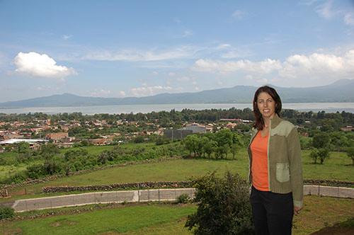 Tzintzuntzan - 01 Lake Pazcuaro