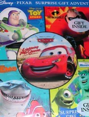Disney : Pixar Surprise Gift Advent Calender