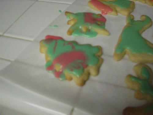 klassy christmas cookie decorations