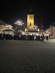 Der Deggendorfer Weihnachtsmarkt