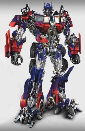 Optimus Prime (Full Shot)